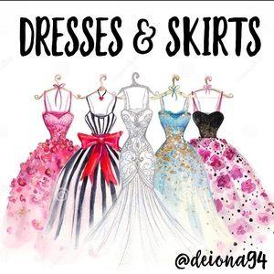 Dresses & Skirts - Dress Like You're Already Famous💕